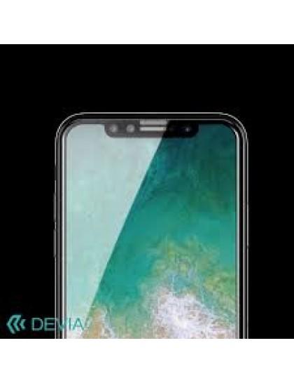 Защитное стекло Devia для iPhone X 0.26mm Eagle Eye full screen