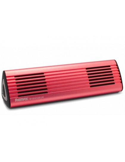 Портативная Bluetooth колонка REMAX Red (RB-M3)