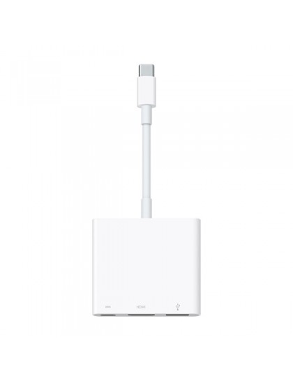 Apple USB-C Digital AV Multiport Adapter (MJ1K2)