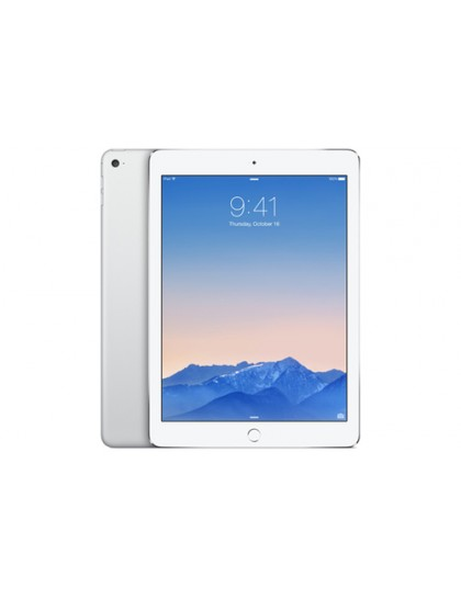 Apple iPad Air 2 Wi-Fi + LTE 16GB Silver (MH2V2, MGH72)