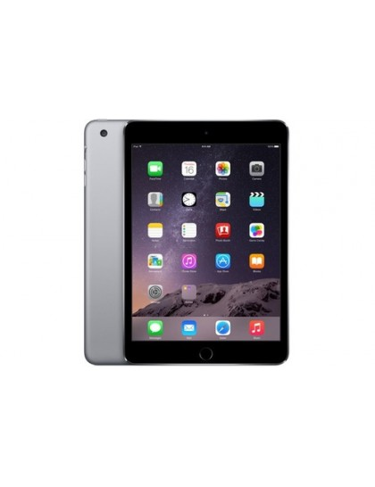 Apple iPad mini 3 Wi-Fi + LTE 16GB Space Gray (MH3E2, MGHV2)