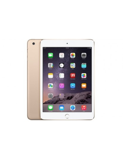 Apple iPad mini 3 Wi-Fi + LTE 16GB Gold (MH3G2, MGYR2)