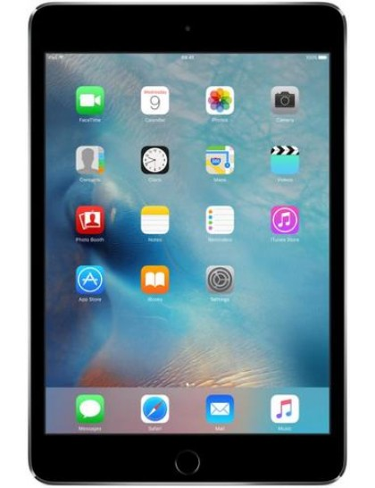 Apple iPad mini 4 Wi-Fi + LTE 16Gb Space Gray (MK862)