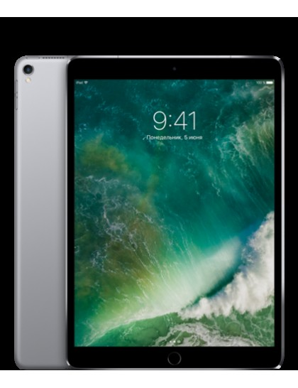Apple iPad Pro 10.5'' Wi-Fi 64GB Space Gray (MQDT2)