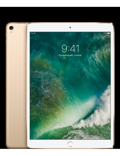 Apple iPad Pro 10.5'' Wi-FI + Cellular 512GB Gold (MPMG2)