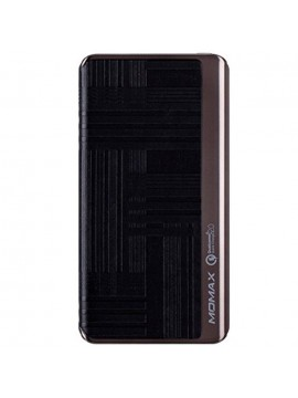 PowerBank Momax iPower Elite+ 8000mAh (Embossed Black)