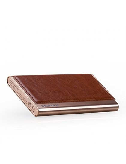 PowerBank Momax iPower Elite 5000mAh (Brown)