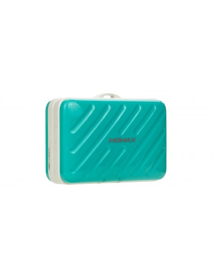 PowerBank Momax iPower Go mini+ 10000mAh (Green)