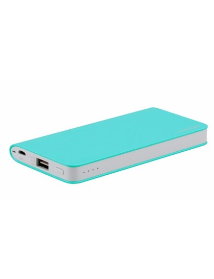 PowerBank Momax iPower Minimal 7000mAh (Light Blue)