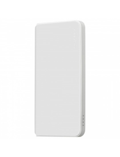PowerBank Momax iPower Minimal Type C 10000mAh (White)
