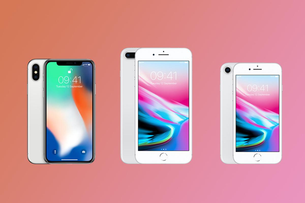 купить новый iPhone 8 plus купить в Киеве, Харькове, Львове