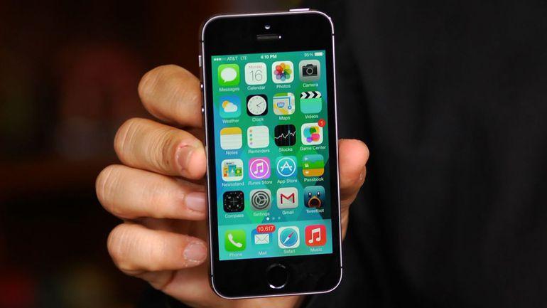 купить Айфон 5с в Интернет-магазине